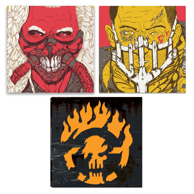'Mad Max: Fury Road' Soundtrack Gets Vinyl Release via Mondo