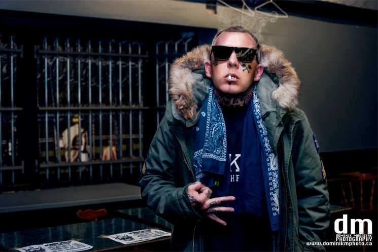 Madchild Maps Out Canadian Tour, Shares New Video
