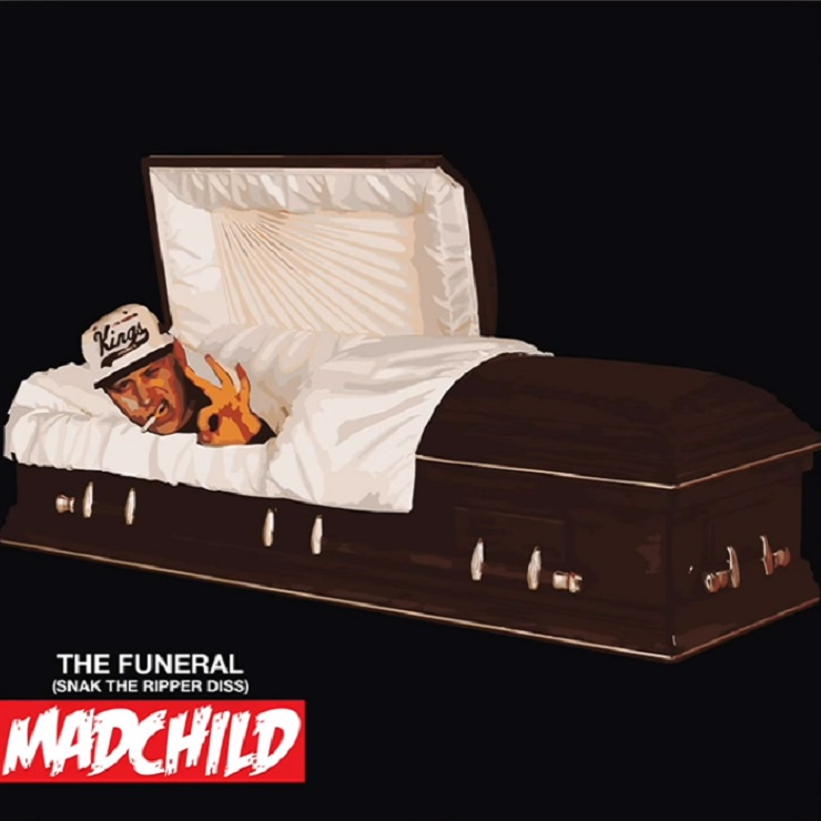 "Madchild ""The Funeral"""