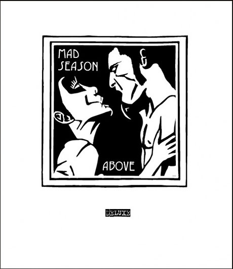 Mad Season Detail Deluxe Reissue of 'Above'
