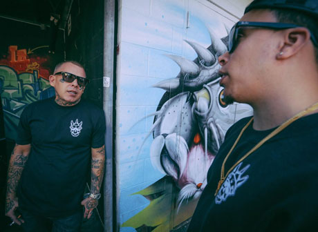 Madchild Announces Canadian Tour with New Battleaxe Signee Demrick