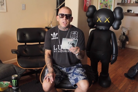 "Madchild ""Switched On & Iran"" ('Switched On' webisode 2)"