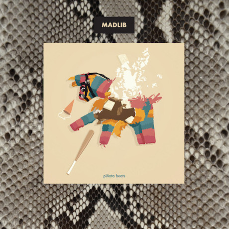 Madlib Plots Vinyl Release for 'Piñata' Instrumentals