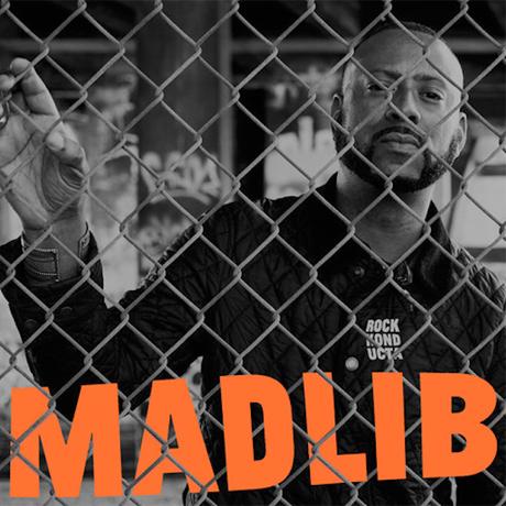 Madlib Announces 'Rock Konducta Pt. 2'