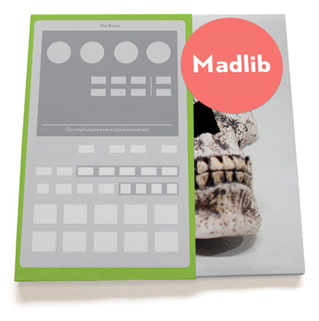 Madlib Set to Drop 'The Beats' 10-inch