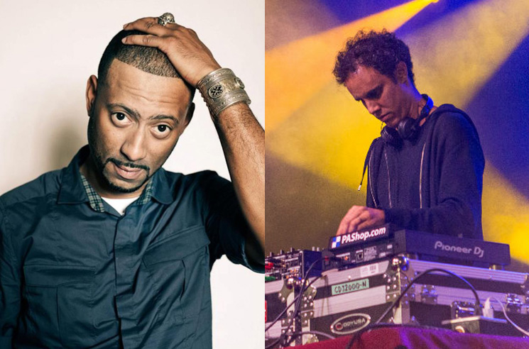 Madlib Readies New Albums with Four Tet, Karriem Riggins