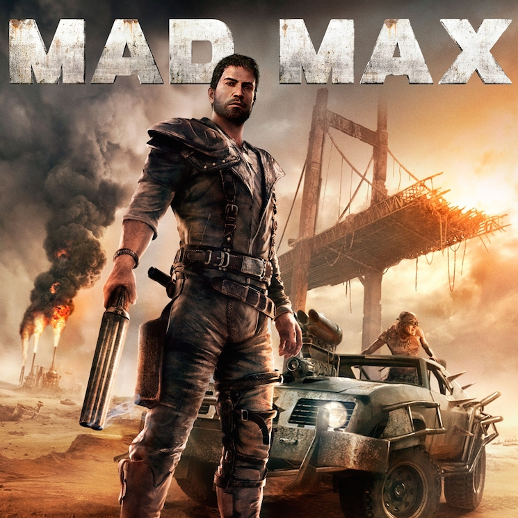 Mad Max Trailer (videogame)