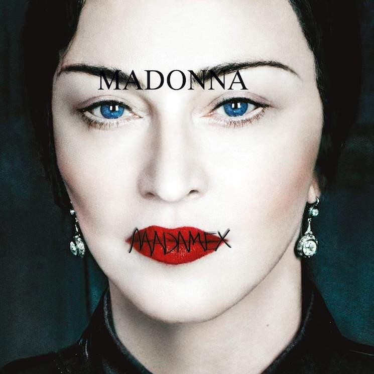 "Madonna Details 'Madame X' Album, Shares ""Medellín"" Single"