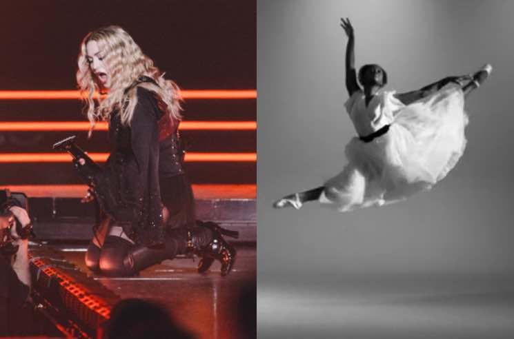 Madonna Directing Movie Based on Ballerina and Beyoncé Dancer Michaela DePrince