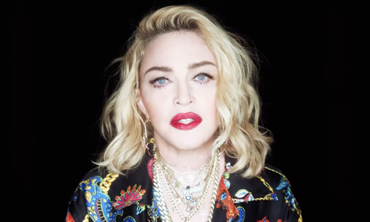 Madonna Cancels Tour Dates Due to 'Overwhelming Pain'