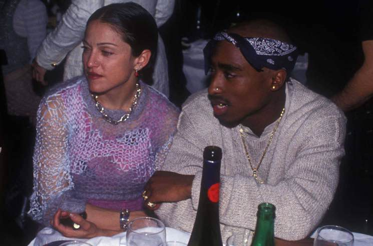 ​Madonna Blocks Auction of 2pac Prison Letter