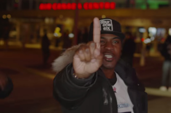 "Maestro ""Born in Toronto"" (ft. Rich Kidd) (video)"
