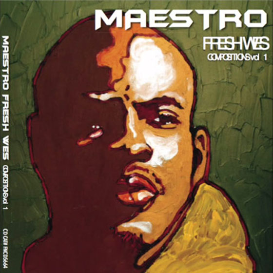 Maestro Fresh Wes Compositions, Vol. 1