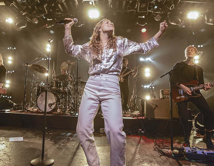 Maggie Rogers Commodore Ballroom, Vancouver BC, April 17