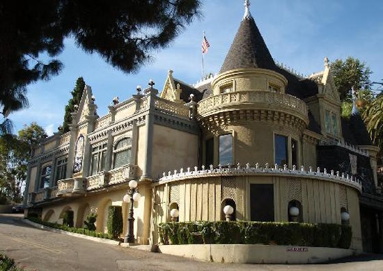Ridley Scott Is Making a Movie About Los Angeles' Fabled Magic Castle