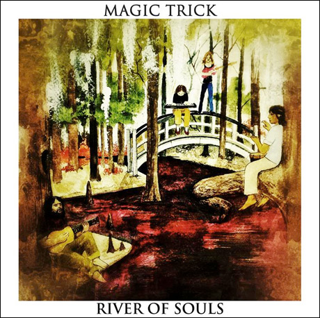 Fresh & Onlys' Tim Cohen Returns to His Magic Trick for 'River of Souls'