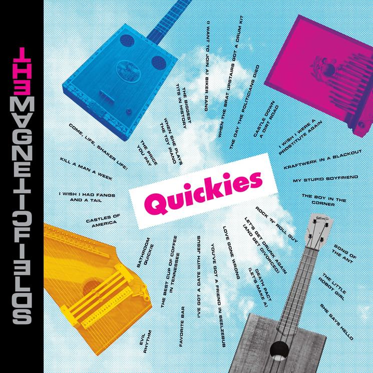 The Magnetic Fields Master Short but Sweet Storytelling on 'Quickies'