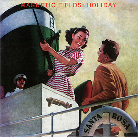 Magnetic Fields' 'Holiday' Gets First-Ever Vinyl Pressing
