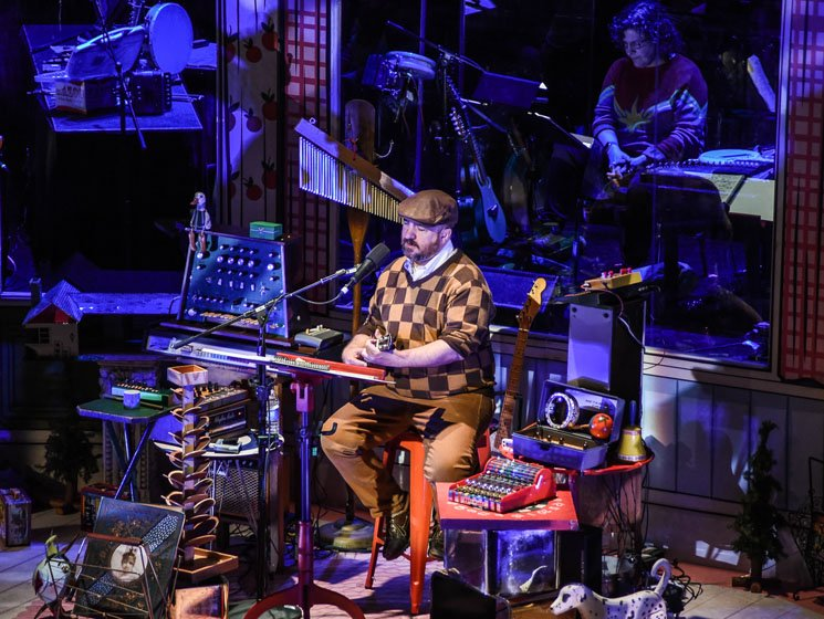 The Magnetic Fields: '50 Song Memoir' (Part Two) Luminato, Toronto ON, June 23