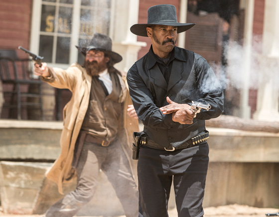 The Magnificent Seven Directed by Antoine Fuqua
