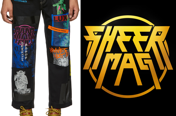 Diesel Ripped Off Sheer Mag's Logo for a $400 Pair of Pants