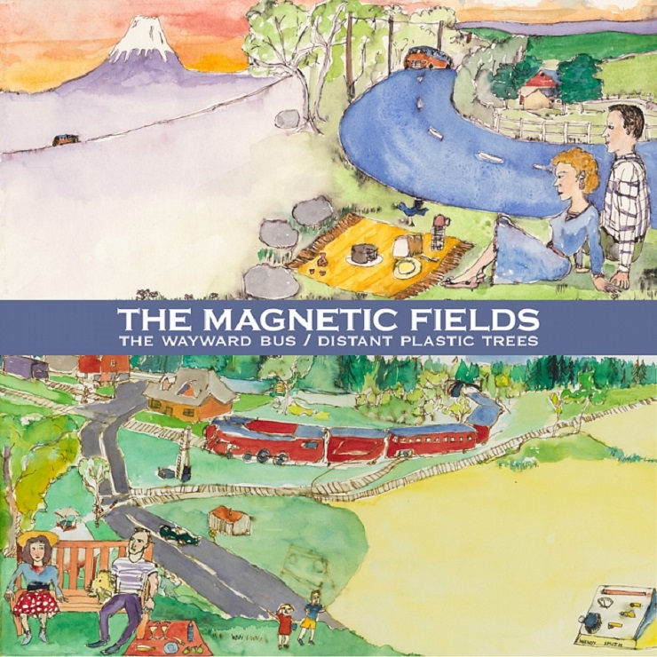 Magnetic Fields' First Two Albums Finally Come to Vinyl