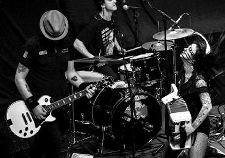 The Mahones Ready 'A Great Night on the Lash' Live Album, Plot New Double LP