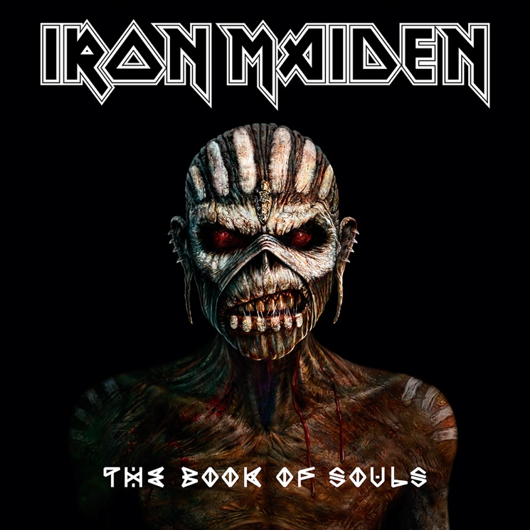 Iron Maiden Announce Double Album 'The Book of Souls'