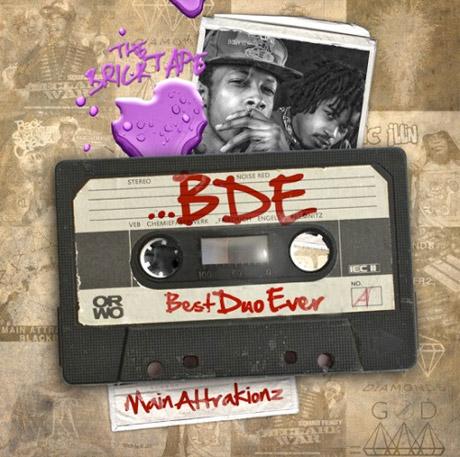 Main Attrakionz 'Best Duo Ever: The Bricktape' (mixtape)