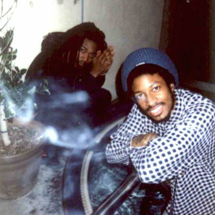 Main Attrakionz '808s & Dark Grapes III' (album stream)