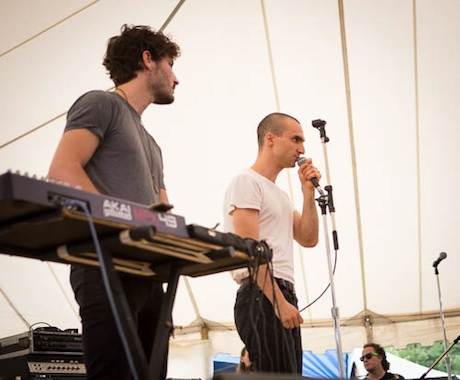 Majical Cloudz Lake Stage, Guelph ON, July 26