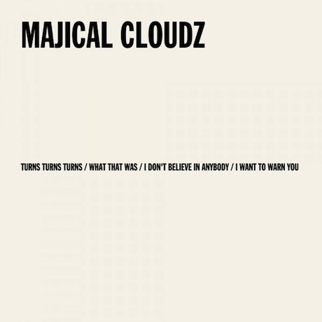 Majical Cloudz Get Set for 'Turns Turns Turns' EP
