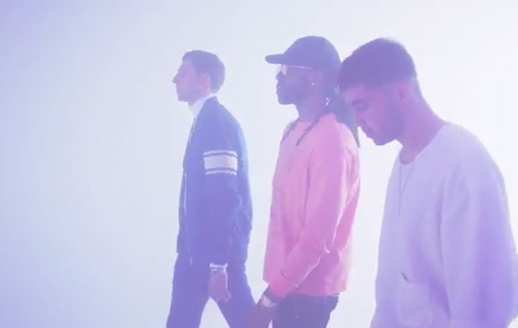 Majid Jordan 'One I Want' (ft. PARTYNEXTDOOR) (video)