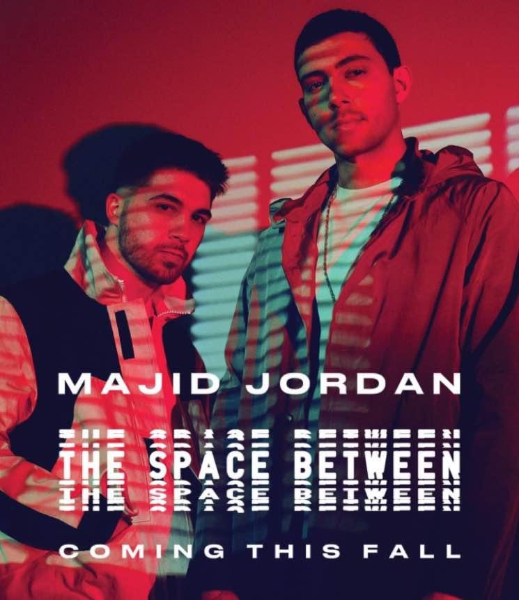 Majid Jordan Reveal New Album 'The Space Between'