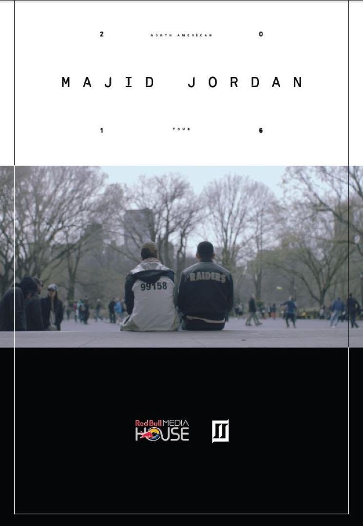 Stream Majid Jordan's New Tour Documentary
