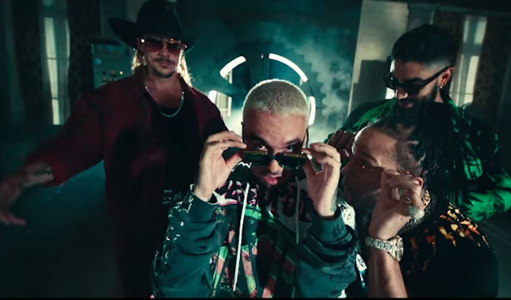 "Major Lazer Drop ""Que Calor"" Video with J Balvin and El Alfa"