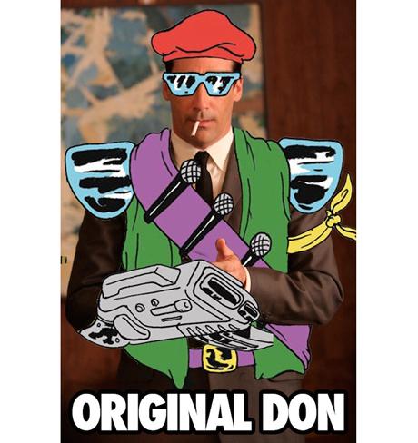 """Major Lazer """"Original Don"""""""