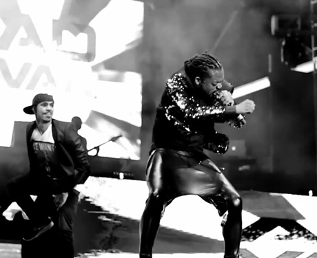 "Major Lazer ""Soul Bang"" (ft. Machel Montano) (video)"