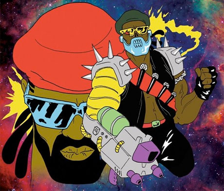 Major Lazer Team Up with Pharrell, Sean Paul and Others on New EP