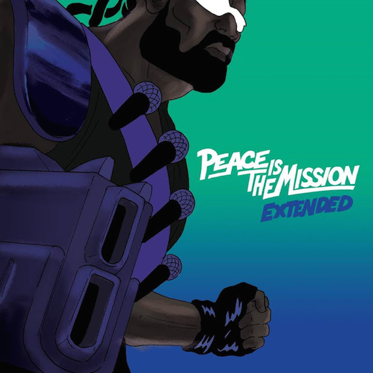 Major Lazer Plot Expanded Edition of 'Peace Is the Mission'