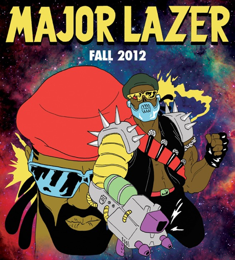 Major Lazer Announce Guest-Heavy 'Free the Universe' LP