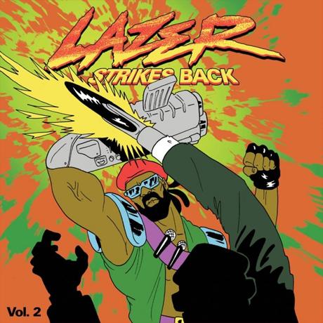 Major Lazer 'Lazer Strikes Back Vol. 2' (EP)