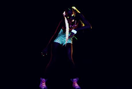 "Major Lazer ""Sweat"" (ft. Laidback Luke and Ms. Dynamite) (video)"