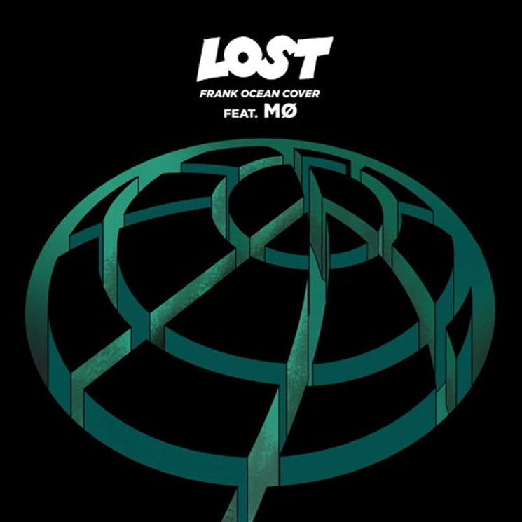 Major Lazer 'Lost' (feat. MØ) (Frank Ocean cover)
