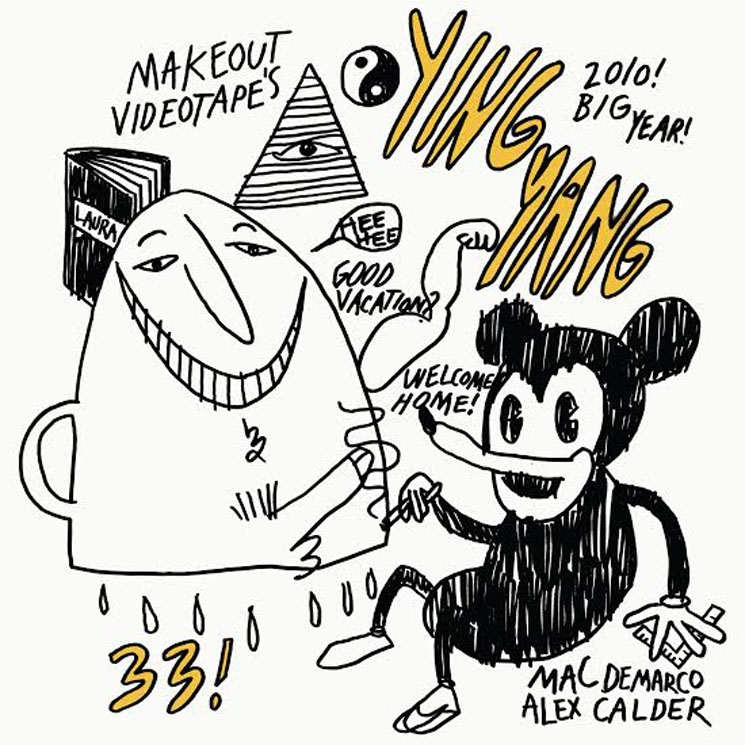 Makeout Videotape Treat 'Ying Yang' to Reissue