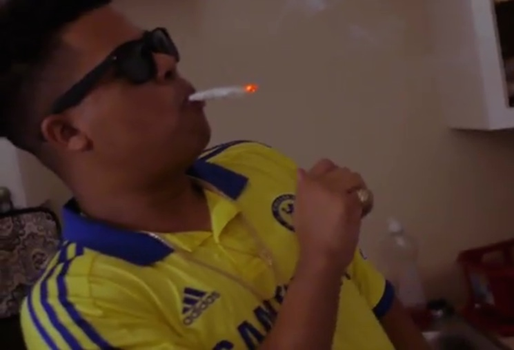 "ILOVEMAKONNEN ""Super Chef"" (video) (dir. by Father)"