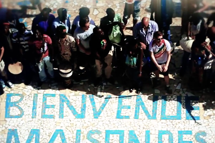 Africa Express 'Africa Express Presents... Terry Riley's In C Mali' (video)
