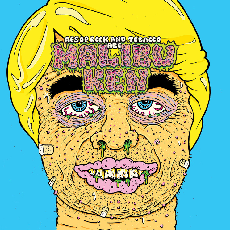 Aesop Rock and Tobacco Team Up as Malibu Ken for New Album