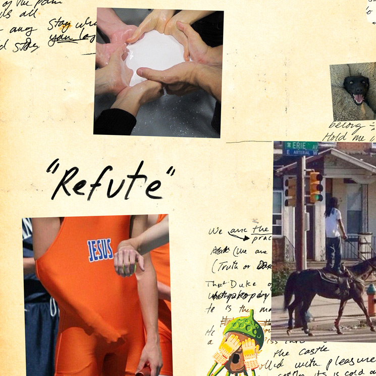 "Hear Stephen Malkmus Team Up with Kim Gordon on ""Refute"""