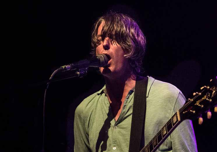 Stephen Malkmus & the Jicks / Soccer Mommy Rickshaw Theatre, Vancouver BC, August 3